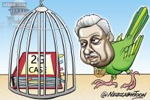 Cartoon of the day: SC kicks CBI Director Ranjit Sinha out of 2G scam probe