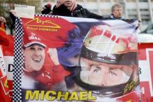 Family still 'confident' about Michael Schumacher's future