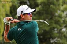 Adam Scott 'three-peat' bid off to slow start at Australian Masters
