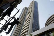 Sensex slips from peak, closes at 28,032.85 points; Nifty ends at 8,382.30