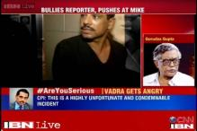 Robert Vadra has exposed himself, shows that he is guilty: Shaina NC