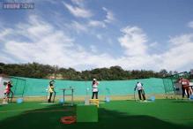 Double gold for Seema Tomar at Asian Shotgun Championship
