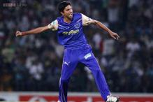 Seamer Siddarth Trivedi back on the pitch after serving BCCI ban