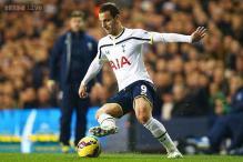 Roberto Soldado ends goal drought as Tottenham beat Everton 2-1