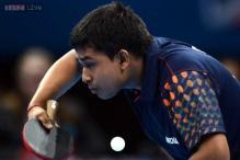 Soumyajit Ghosh finishes runner-up in ITTF Swedish Open