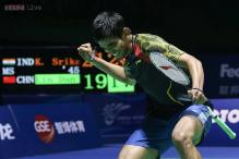 Kidambi Srikanth, Saina Nehwal and PV Sindhu in 2nd round of Hong Kong Open