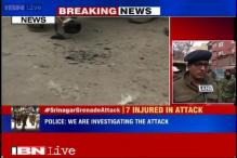 J&K: Seven injured in grenade attack at CRPF bunker in Srinagar's Lal Chowk ahead of elections