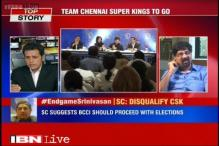 Supreme Court observes Chennai Super Kings should be disqualified
