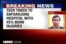Class 8 student sets himself on fire at Faridabad school, sustains 45 per cent burn injuries
