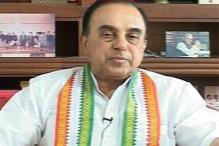 Not sad about non-induction into cabinet : Subramanian Swamy