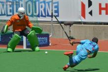SV Sunil strikes in India's 1-0 win over Australia in third hockey Test