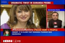 Sunanda Pushkar's autopsy shows injury marks all over her body: Swamy