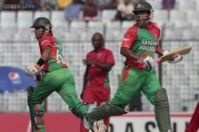 2nd ODI: Anamul, Arafat shine as Bangladesh sink Zimbabwe
