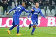 Leader Juventus crush Parma 7-0 in Serie A