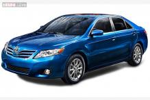 Toyota issues recall for 119 Camry cars in India