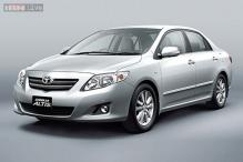 Toyota recalls 5,834 Corolla Altis diesel models in India