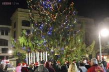 Pennsylvania town's 'ugly' Christmas tree sparks public outcry, residents complained it ruined their holiday spirit