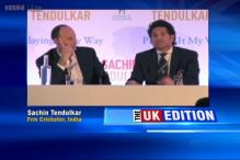 London: Sachin Tendulkar gives insights into his book 'Playing it my way'