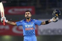 Virat Kohli powers India to 5-0 series whitewash
