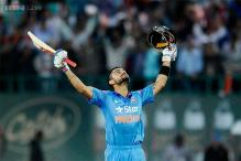 Virat Kohli nominated for ICC ODI Cricketer of the Year Award