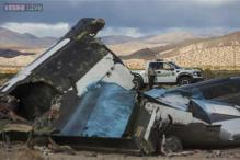 Mystery revolves around Virgin Galactic's space plane crash