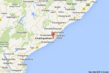 Vizag: Naval torpedo recovery vessel sinks, one killed
