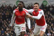 EPL: Welbeck goal gives Arsenal 1-0 win over West Brom