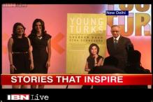 'Young turks' book: Showcasing stories of India's brightest entrepreneurs
