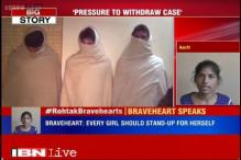 Pressure on my family to withdraw case: Rohtak braveheart