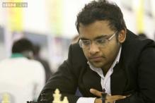 Abhijeet Gupta best Indian in Al Ain Classic