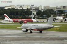 AirAsia plane cancelled after developing a tyre problem in Philippines