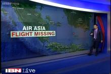 AirAsia flight QZ 8501 with 162 people on board goes missing