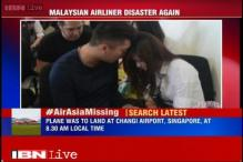 Massive aerial search operations underway to find the missing AirAsia flight