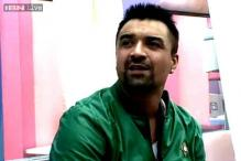 Former 'Bigg Boss' contestant Ajaz Khan re-enters the house as the first challenger
