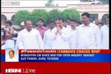 Maharashtra CM orders probe against Ajit Pawar, Sunil Tatkare in irrigation scam