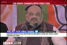 Politics rife over clean chit to Amit Shah in Sohrabuddin Sheikh encounter case