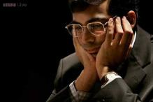 Viswanathan Anand draws with Fabiano Caruana in London Classic