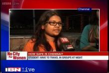 Chennai is relatively safer, says resident