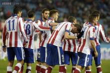 Atletico Madrid set up Copa del Rey clash with Real Madrid