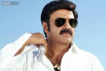 Actor Nandamuri Balakrishna does a lungi dance in Satyadeva's tentatively-titled film 'Godsea'