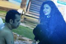 Bigg Boss 8: Dimpy Ganguly meets ex-husband Rahul Mahajan at the party; Sambhavna Seth, Kashmira Shah add to the drama