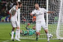 Real Madrid coast into Club World Cup final