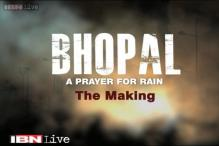 Behind the scenes of 'Bhopal: A prayer for rain'