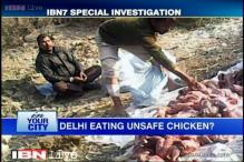 Swine flu: Delhi markets openly sell infected chicken
