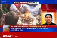 Home Ministry seeks report from UP government on alleged forced conversions in Agra