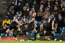 EPL: Burnley stun Manchester City with a 2-2 draw at Etihad