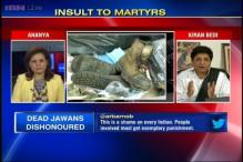 Uniforms of CRPF personnel found in garbage dump: Is this how we treat our martyrs?