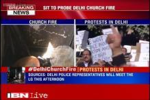 Special Investigation Team to probe Delhi church fire: sources