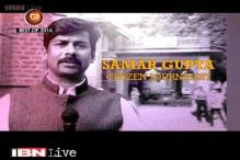 Samar Gupta: Best Citizen Journalist of 2014