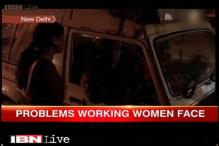Working professionals question women's safety in Delhi